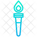 Fire Olympics Torch Start Game Icon