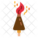Torch Fire Cultures Icon