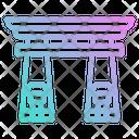 Torii Japan Asia Icon