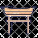 Torii Shinto Cultures Icon