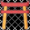 Torii Torii Gate Gate Icon