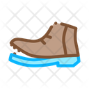 Torn Shoe Icon