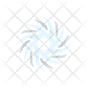 Tornado Cyclone Windstrom Icon