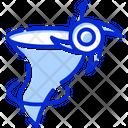 Tornado Disaster Typhoon Icon