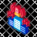 Alarm City Town Icon