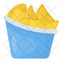 Tortilla Chip Icon