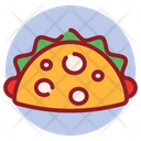 Tortilla Roll Icon