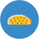 Tortilla tacos Icon
