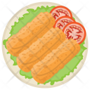 Tortilla Wraps Icon