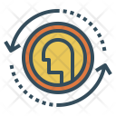 Head Tail Coin Icon
