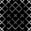 Tote Bag Heart Icon