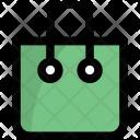 Tote Handbag Hand Icon