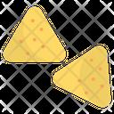 Totopos Corn Chips Guacamole Icon