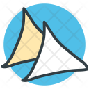 Totopos Corn Chips Icon