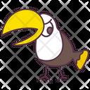 Animal Toucan Wild Animal Icon