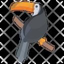 Toucan Zoology Bird Icon