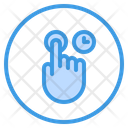 Touch Time Icon