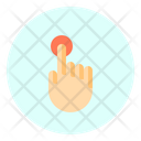 Touch Finger Gesture Icon