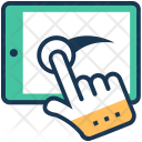Click Touch Tap Icon