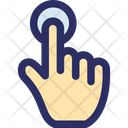Touch Screen Pointer Icon