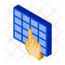 Touch Panel Control Icon