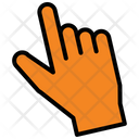 Touch Gesture Hand Icon