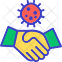 Touch Infection Icon