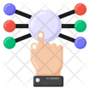Touch Technology Icon