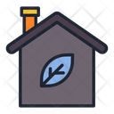 Touchpad Green House Green Home Icon
