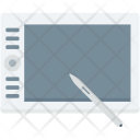 Touchpad Device Design Icon