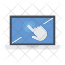 Computer Technology Laptop Icon