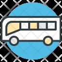 Tour Bus Omnibus Icon