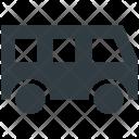 Tour Bus Coach Icon