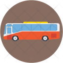 Tour Bus Icon