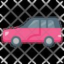 Touring Car Automobile Sedan Icon