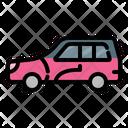 Touring Car Car Automobile Icon