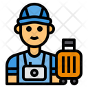 Tourist Avatar Occupation Icon