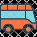 Tourist Bus Icon