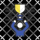 Tournament Winning Tournament Cyber Icon