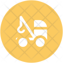 Tow Truck Lifter Icon