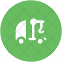 Tow Lifter Luggage Icon