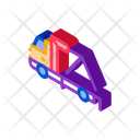 Truck Transport Car Icon