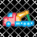 Rescue Truck Rescuer Icon
