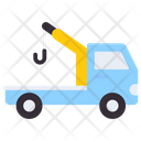 Tow Truck Tow Vehicle Automobile Icon