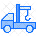 Tow Truck Roadside Vehicle Icon