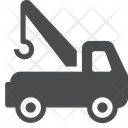 Towing Truck Truck Vehicle Icon