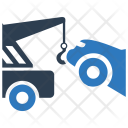 Tow Truck Car Icon