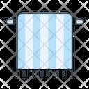 Towel Bath Bathroom Icon