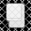 Towel Hanger Spa Icon