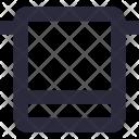 Towel Hanger Restaurant Icon
